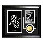 Chicago White Sox Fan Memories Desktop Photo Mint Frame