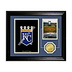 Kansas City Royals Fan Memories Desktop Photo Mint Frame