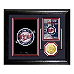 Minnesota Twins Fan Memories Desktop Photo Mint Frame