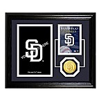 San Diego Padres Fan Memories Desktop Photo Mint Frame