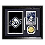 Tampa Bay Rays Fan Memories Desktop Photo Mint Frame