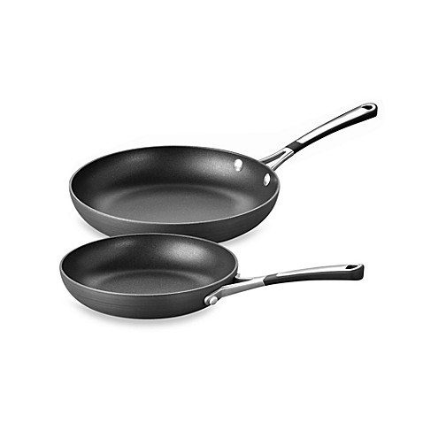 Simply Calphalon® Nonstick 8-Inch and 10-Inch Omelet Pan Combo