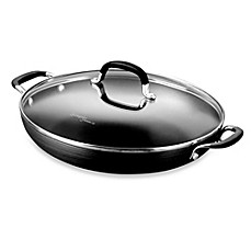 Simply Calphalon® Nonstick 12-Inch Everyday Pan with Cover