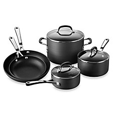 Simply Calphalon® Nonstick 8-Piece Cookware Set