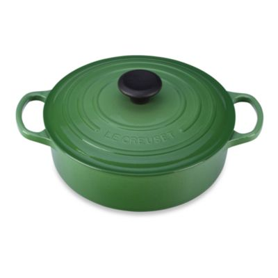 Le Creuset® 3.5-Quart Round Wide Oven in Fennel