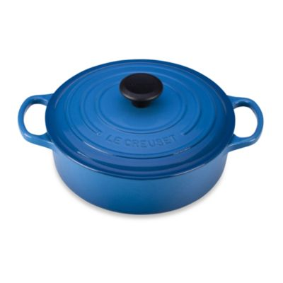 Le Creuset® 3.5-Quart Round Wide Oven in Marseille