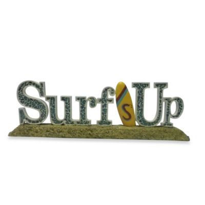 Surf's Up Table Top Decor