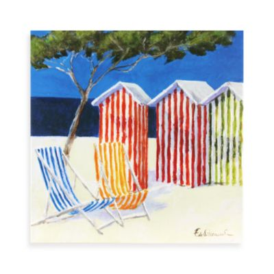 Relaxing Spot Chairs Wall Art