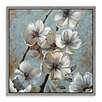 Fragrant Blues Wall Art