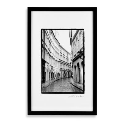 Cobblestone StreeTin Prague Photo Art
