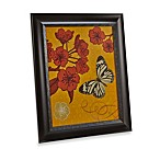 Orchard Bloom Butterfly Framed Art