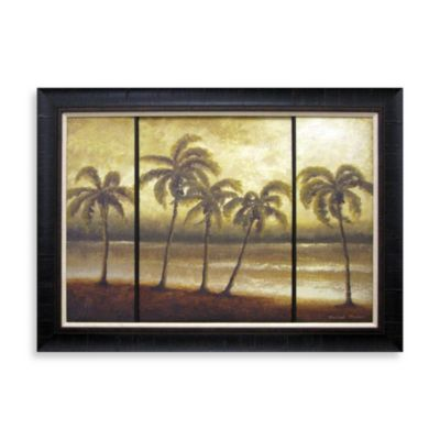 Tropical Escape Framed Wall Art