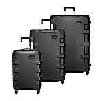 T-Tech by Tumi Cargo Rolling Suitcase - Black