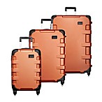 T-Tech by Tumi Cargo Rolling Suitcase - Terracotta