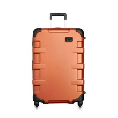 T-Tech by Tumi Cargo 27-Inch Rolling Suitcase - Terracotta