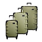 Tumi T-Tech Polycarbonate Cargo 4-Wheel Spinner - Army