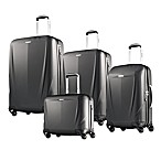 Samsonite® Silhouette Sphere Hardside Spinner Upright Collection in Black