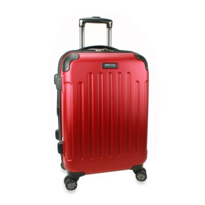 Kenneth Cole Reaction® Renegade 20-Inch Expandable 8-Wheel Upright Carry-On in Red