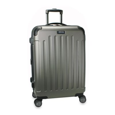 Kenneth Cole Reaction® Renegade 24-Inch Expandable 8-Wheel Upright in Silver
