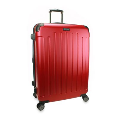 Kenneth Cole Reaction Renegade 28-Inch Expandable 8-Wheel Upright in Red
