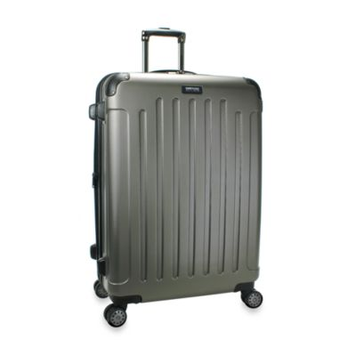 Kenneth Cole Reaction® Renegade 28-Inch Expandable 8-Wheel Upright in Silver