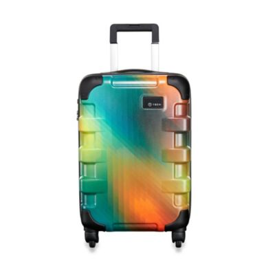 Tumi T-Tech Polycarbonate 22-Inch Cargo 4-Wheel Spinner in Prism