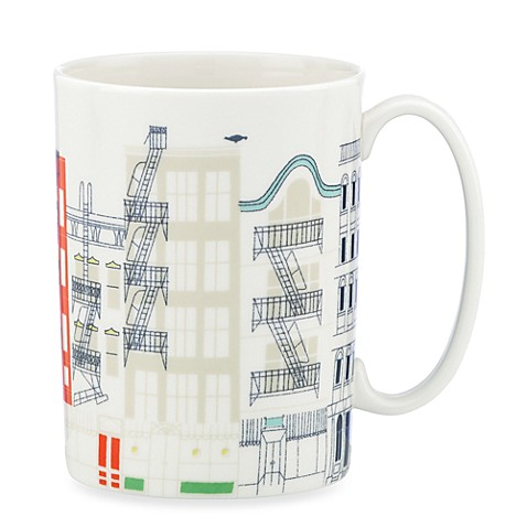 kate spade new york Hopscotch Drive™ About Town City Mug