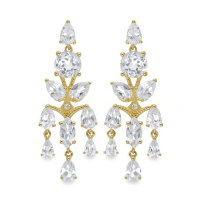 Badgley Mischka® Vintage Elegance Earrings