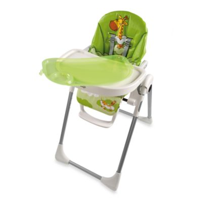 Peg Perego® Prima Pappa Zero 3 High Chair in Giraffa Verde