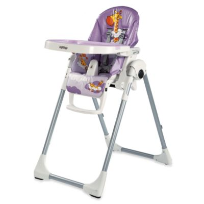 Peg Perego Prima Pappa Zero 3 High Chair in Giraffa Glicine