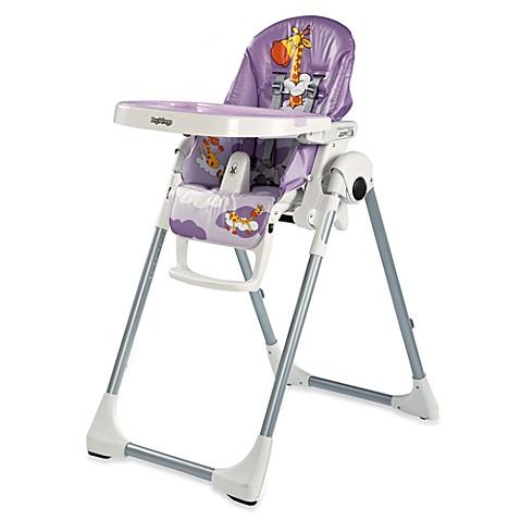 Peg perego prima pappa zero 3 high chair in giraffa - Chaise prima pappa peg perego ...