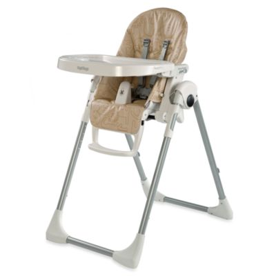Peg Perego® Prima Pappa Zero 3 High Chair in Savana Beige