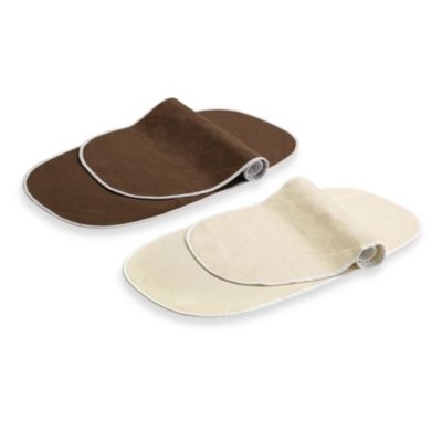 Graco® Pack 'n Play® 2-Pack Changing Table Pad Cover in Cream