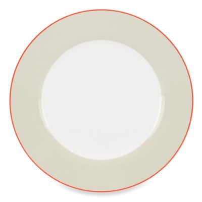 kate spade new york Hopscotch Drive™ Porcelain 11.25-Inch Dinner Plate