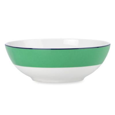 kate spade new york Hopscotch Porcelain 6.75-Inch Soup and Cereal Bowl