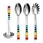 Cambridge Silversmiths™ Masquerade 4-Piece Utensil Set