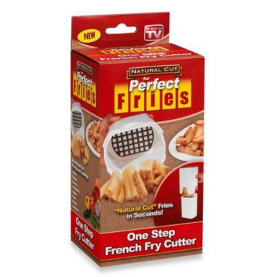 Natural Cut for Perfect Fries™ One Step French Fry Cutter
