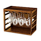 Wine Enthusiast Cube Wine Glass Rack