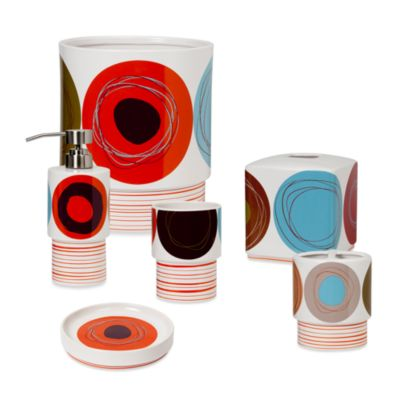 Dot Swirl Bath Tissue Boutique