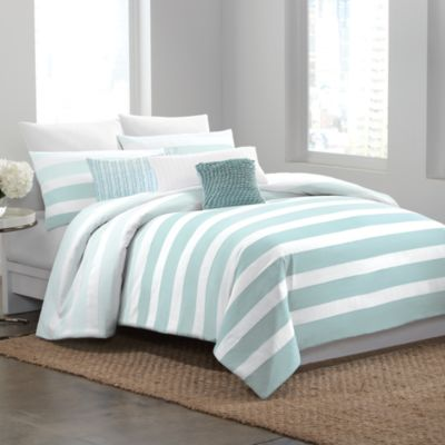 DKNY® Highline Twin Duvet Cover