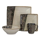 Sango Bordeaux 16-Piece Dinnerware Set