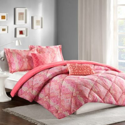 Cozy Soft Lauren 4-5 Piece Comforter Set
