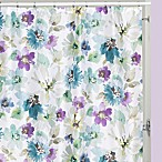 Bouquet Fabric Shower Curtain
