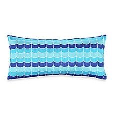 Trina Turk® Caprice Medallion Wave Oblong Toss Pillow