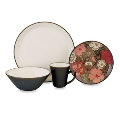 Sango Primrose 16-Piece Dinnerware Set