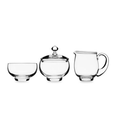Luigi Bormioli Crescendo Hostess Set