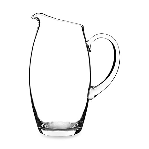 Luigi Bormioli Crescendo Barrel 2.25-Liter Pitcher