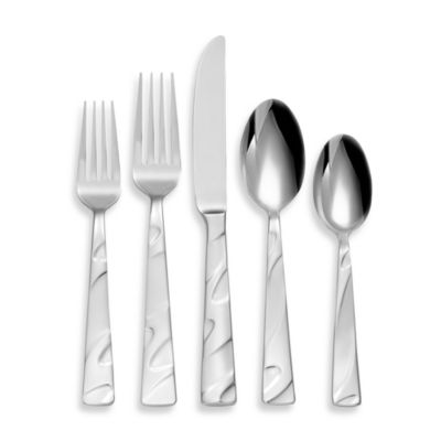 Oneida® Allude 45-Piece Flatware Service for 8 Plus Hostess Set