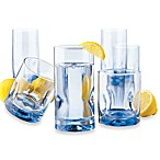 Libbey® Impressions Misty Blue 16-Piece Beverage Set