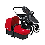 Bugaboo Donkey Stroller Base in Aluminum/Black